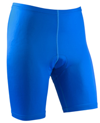 Men's Classic Padded Bike Short Royal blue