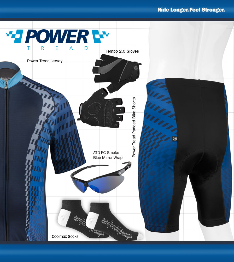 Power Tread Kit