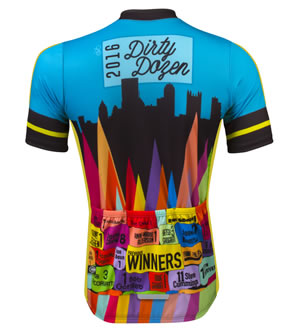dirty dozen bike jersey