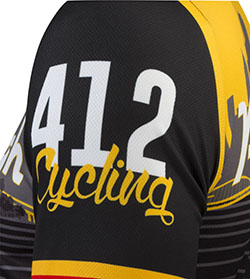 412 Cycling Jersey Sleeve