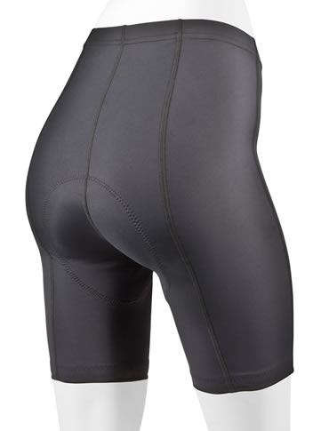 Womens Century Cycling Short Thick Padded Bike Shorts