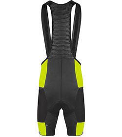 Mesh back for ventilation to keep you cool.