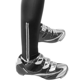 Men's Fleece Padded Tight Reflective Ankle Detail