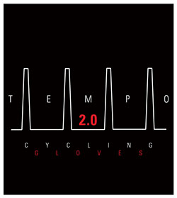 Tempo 2.0 Cycling Gloves logo