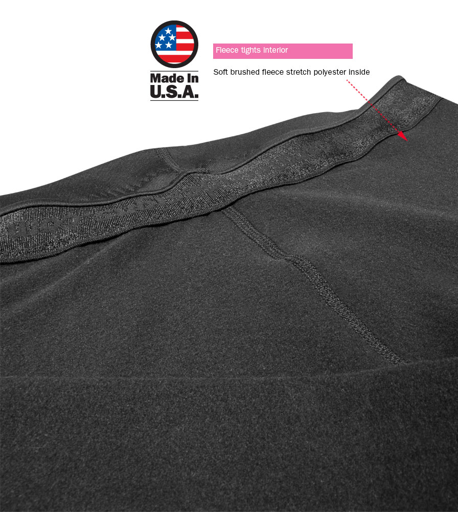 stretch fleece