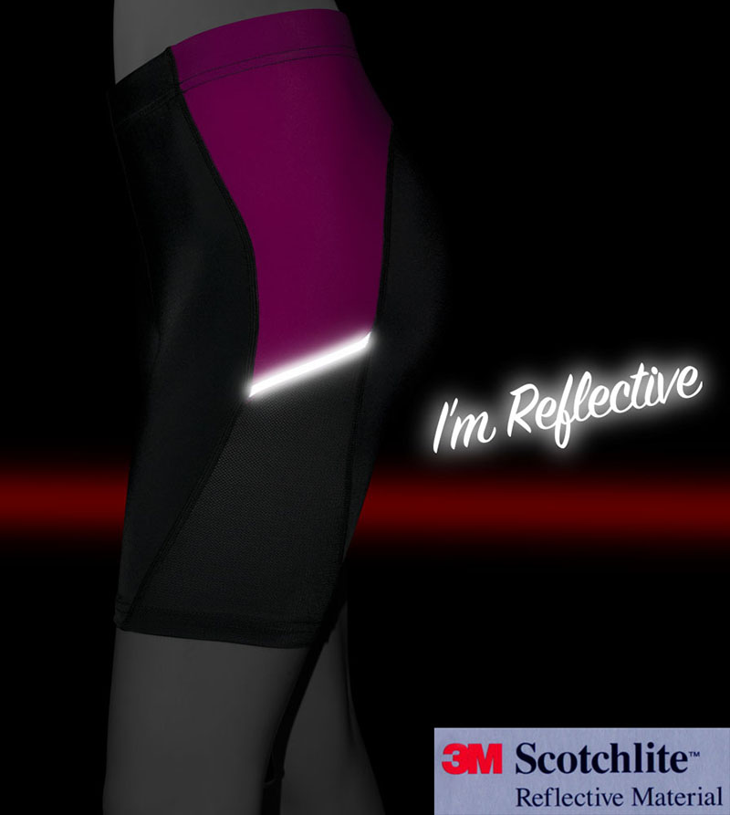 3M Scotchlite reflective for lowlight and night