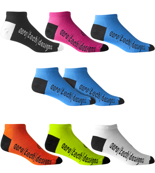 Coolmax Socks No Show For Cycling And Running