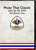 Muay Thai Classic 2015: Full Tournament Set