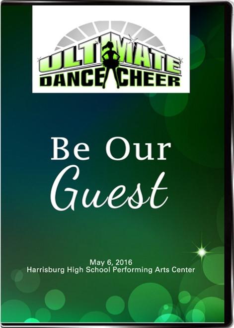 Ultimate Dance and Cheer Recital 2016