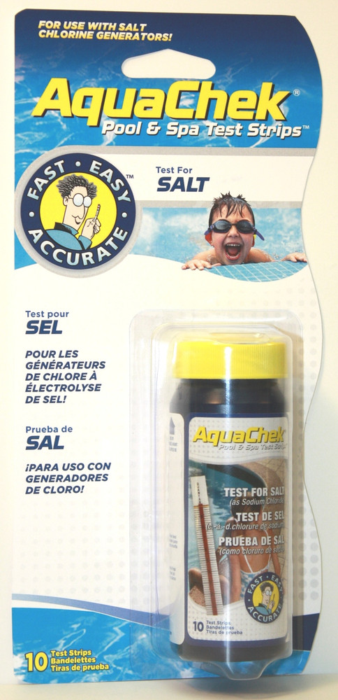AquaChek White / Salt Test Strips  -  561140