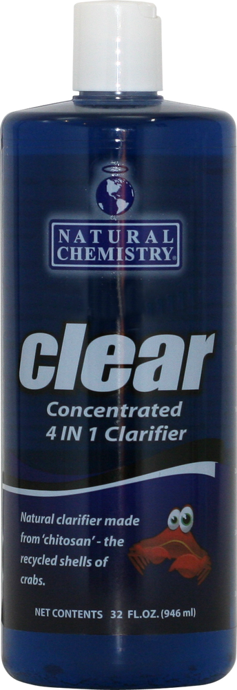 Natural Chemistry Clear - 1 qt  -  03555
