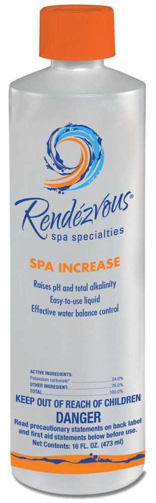Rendezvous Spa Specialties Spa Increase - 1 pt  -  106699