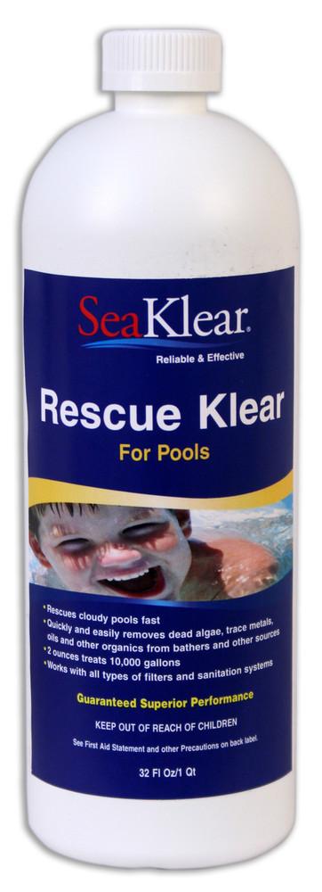 SeaKlear Rescue Klear - 1 qt  -  1010300