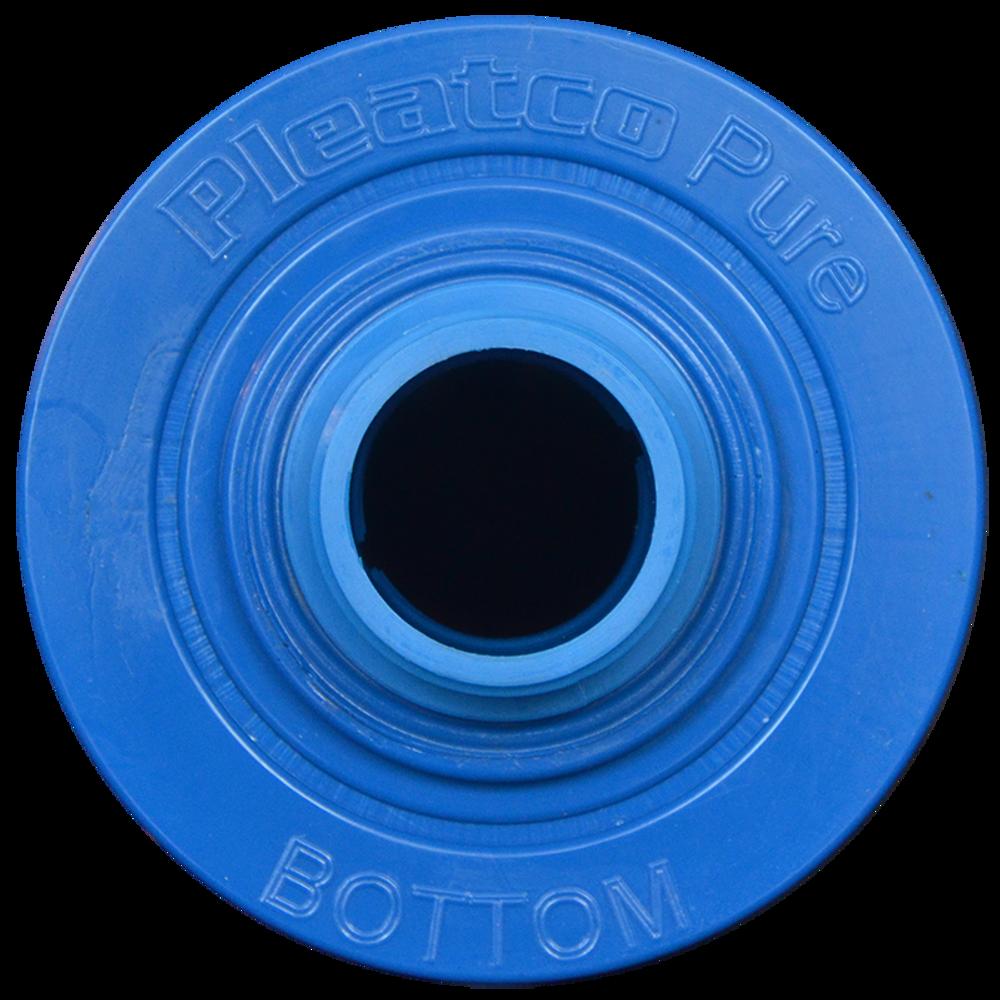 Pleatco PSG40N-P4-M - Replacement Cartridge - Saratoga Spas - 40 sq ft - Microban, bottom