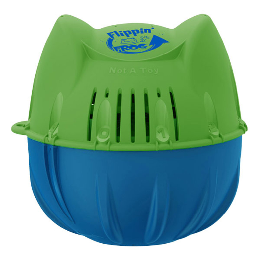 Flippin' FROG mineral pool care system  -  01-12-8406