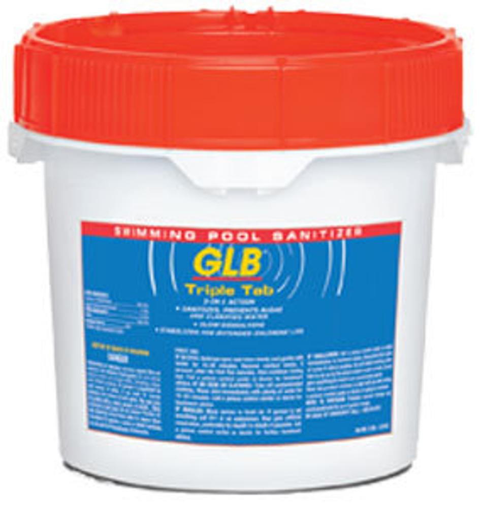 GLB TripleTab chlorinating tablets - 22.5 lb