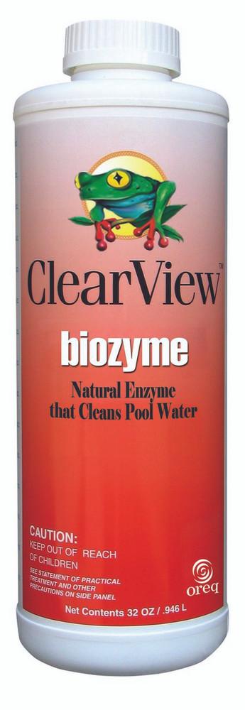 ClearView Biozyme natural enzyme - 1 qt  -  LBZQT12