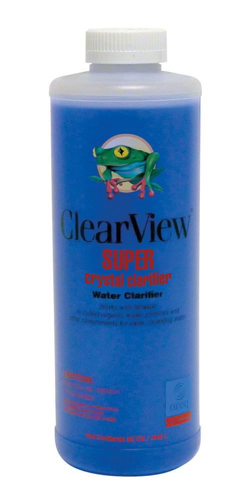 ClearView SUPER Crystal Clarifier - 1 qt  -  LSCCQT12