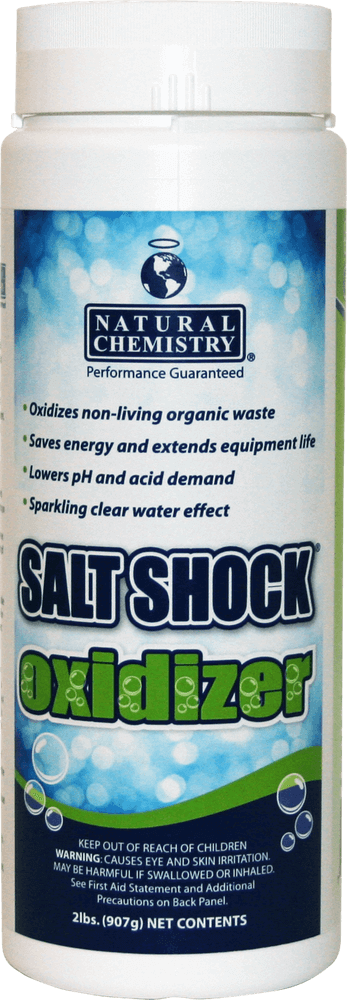 Natural Chemistry SALT SHOCK Oxidizer - 2 lb  -  07450