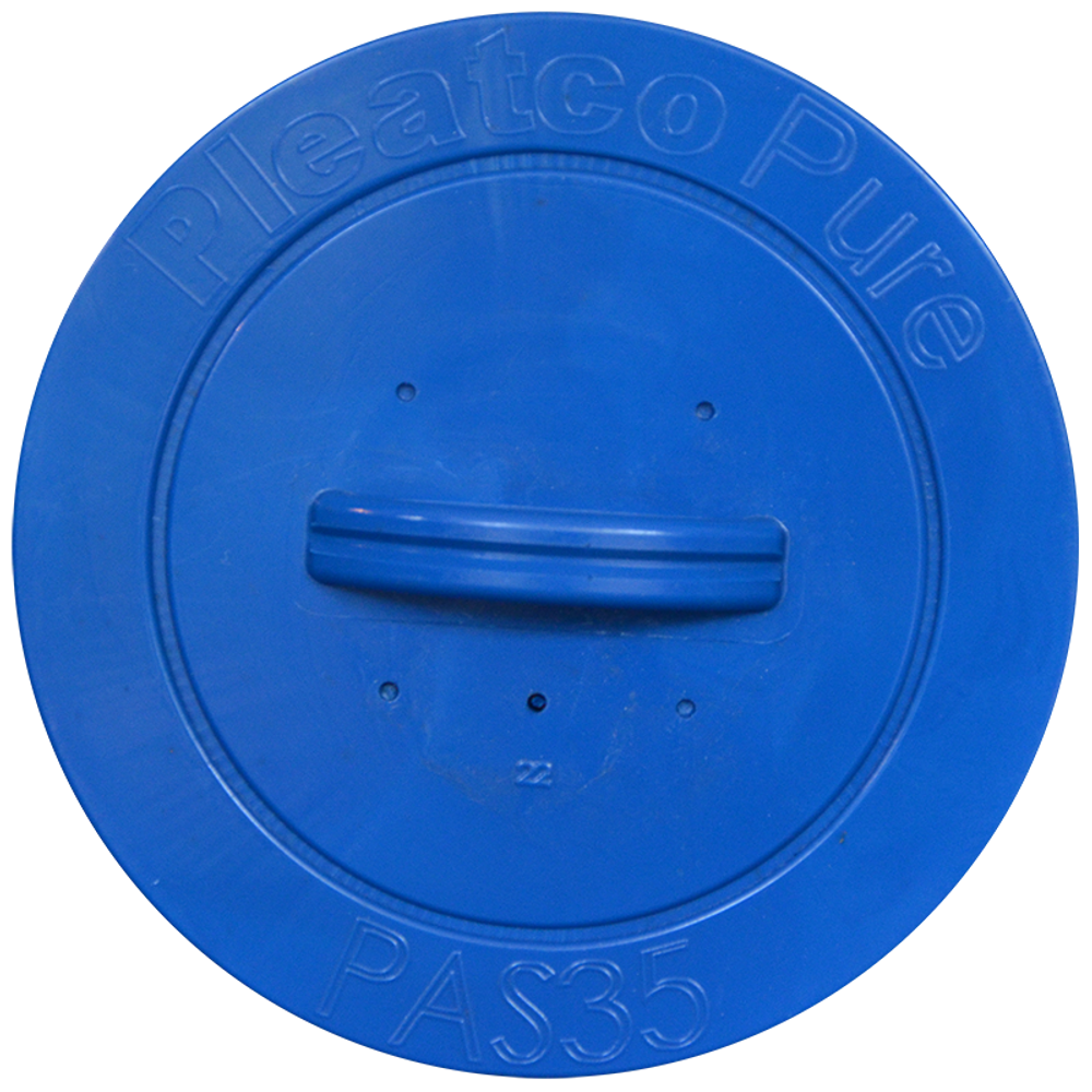 Pleatco PAS35-XF2M - Replacement Cartridge - Artesian Spas / Coleman Spas w/o Adapt - 35 sq ft, top
