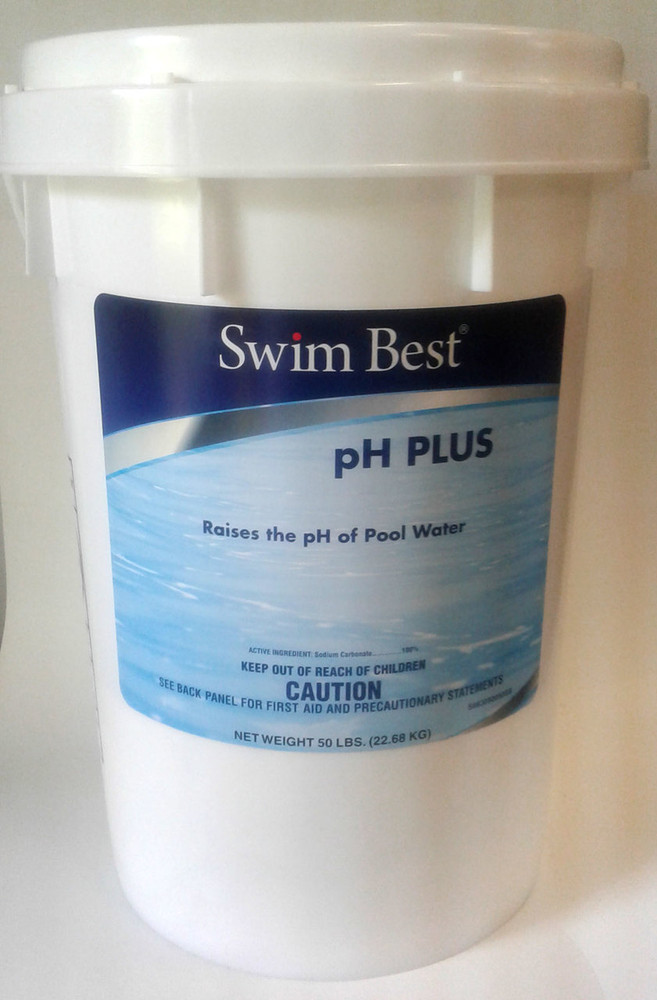 Swim Best pH Plus - 50 lb