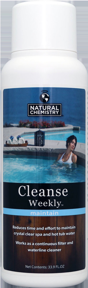 Natural Chemistry Cleanse Weekly - 1 lt   -  04231
