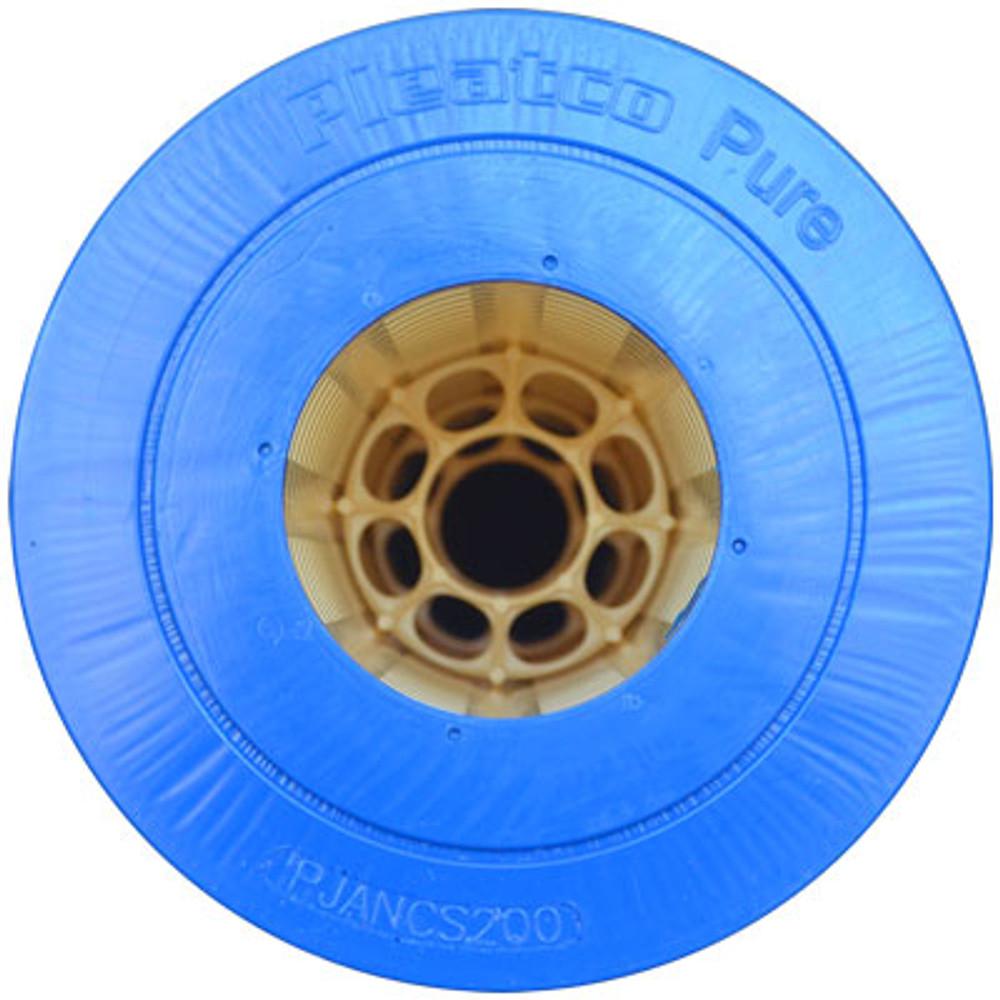 Pleatco PJANCS250 - Replacement Cartridge - Jandy CS 250 - 250 sq ft, top