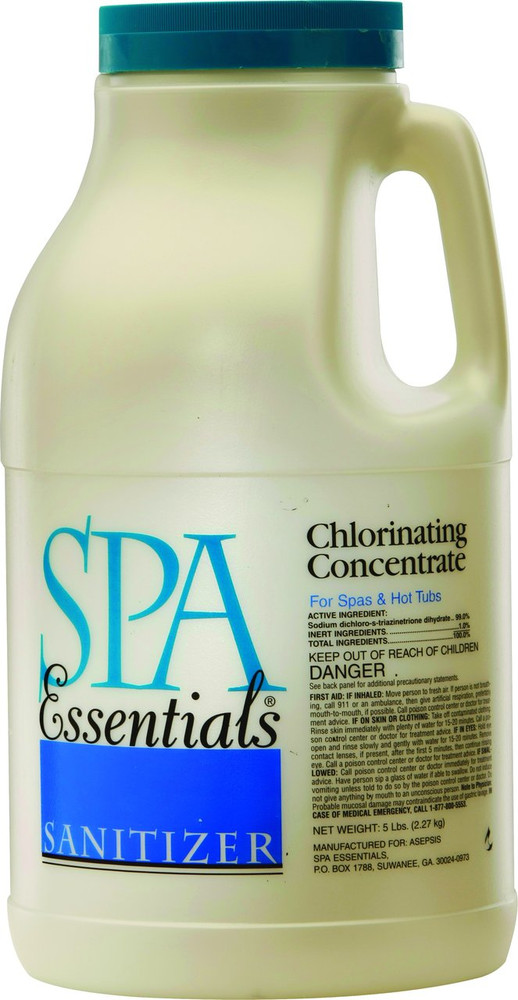 Spa Essentials Chlorinating Concentrate - 5 lb - 32131