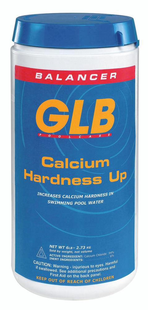 GLB Calcium Hardness Up -  6 lb