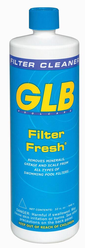 GLB Filter Fresh filter cleaner - 1  qt