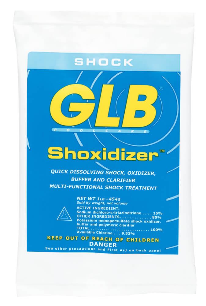 GLB Shoxidizer shock oxidizer - 1 lb