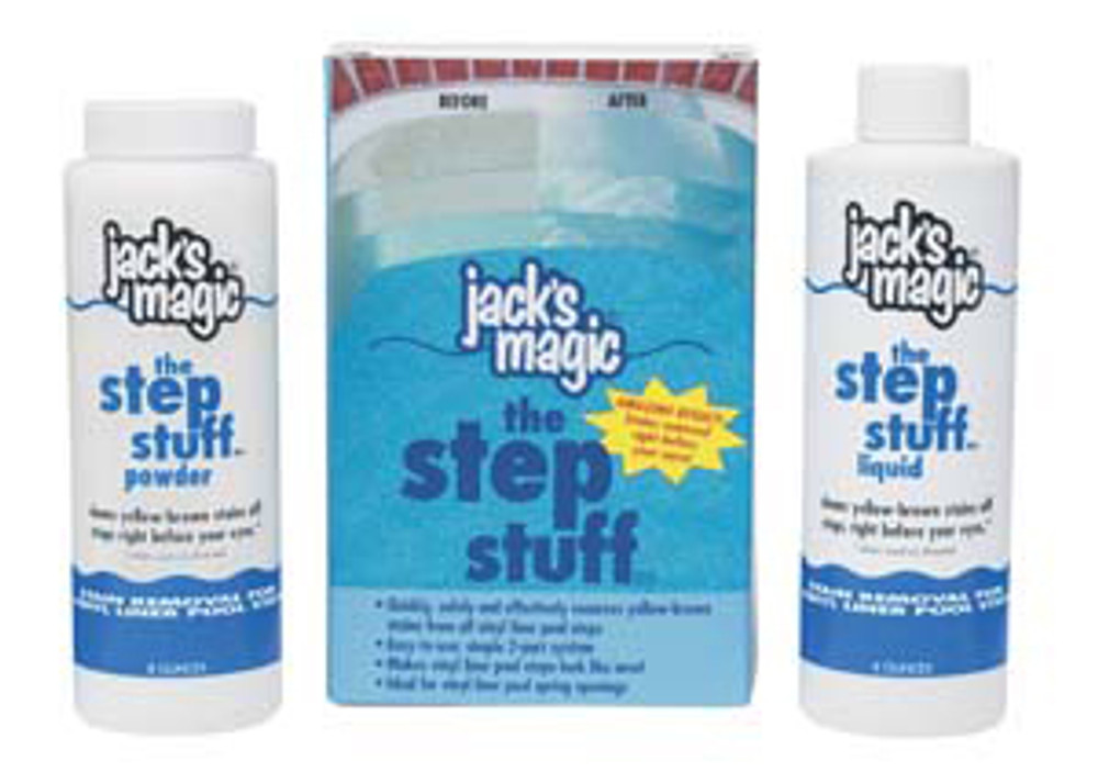 Jack's Magic The Step Stuff  -  STP