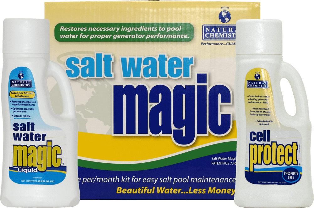 Natural Chemistry Liquid Salt Water Magic  -  07404