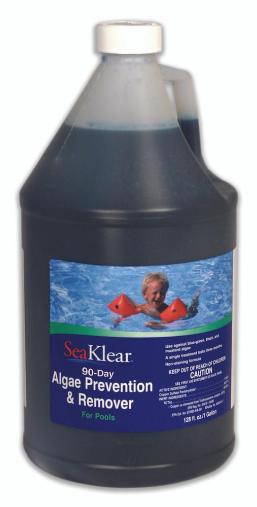 SeaKlear 90-Day Algae Prevention & Remover - 1 gal  -  SKA-B-G