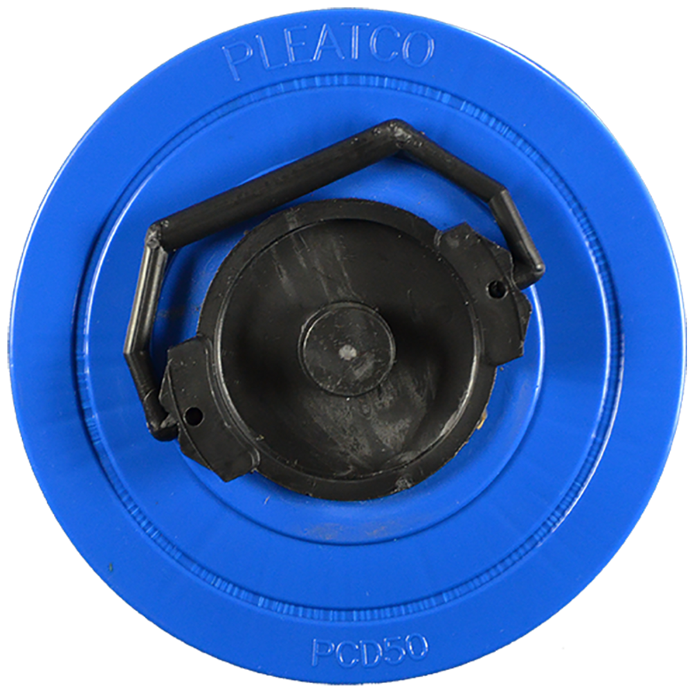 Pleatco PCD50 - Replacement Cartridge - Caldera Spas - 50 sq ft, top