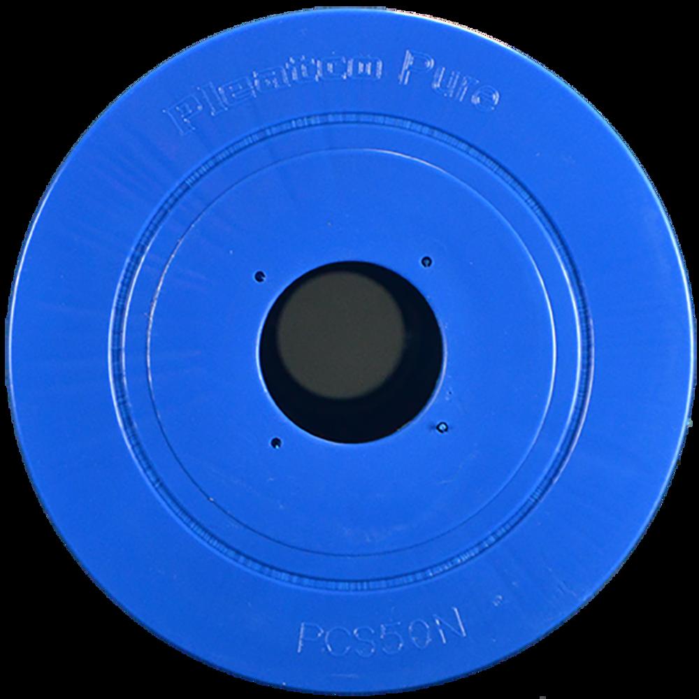 Pleatco PCS50N - Replacement Cartridge - Coleman Spas - 50 sq ft, top