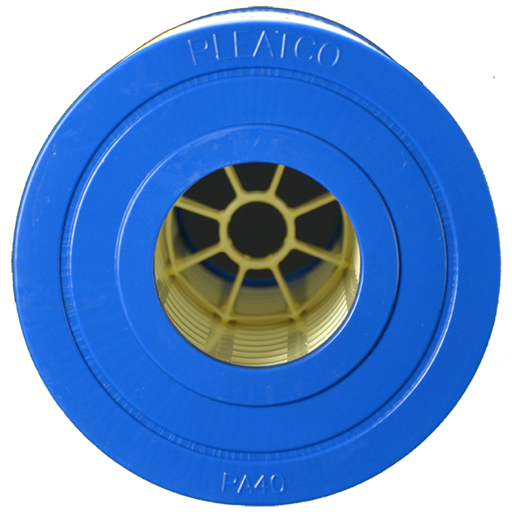 Pleatco PA40 - Replacement Cartridge - Hayward C-400 - 40 sq ft, top