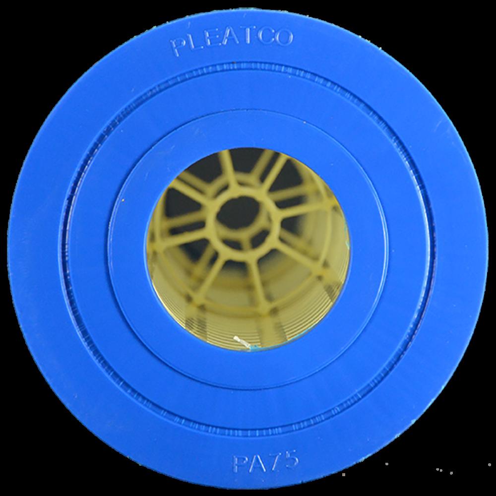 Pleatco PA75 - Replacement Cartridge - Hayward C-750 - 75 sq ft, bottom