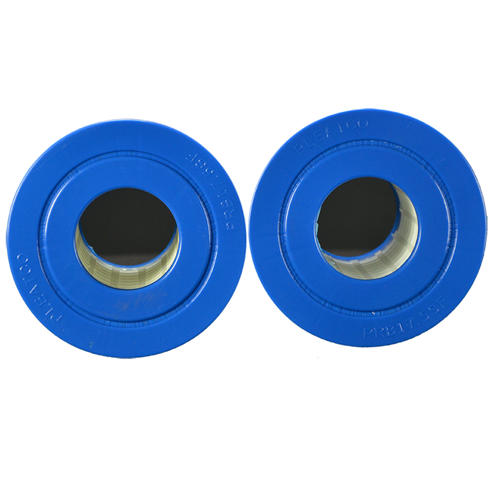 Pleatco PRB17.5SF-PAIR - Replacement Cartridge - Rainbow DSF 35 - 35 sq ft, top