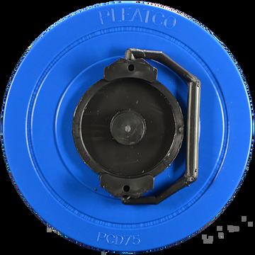 Pleatco PCD75 - Replacement Cartridge - Caldera Spas - 75 sq ft, top