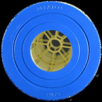 Pleatco PA75 - Replacement Cartridge - Hayward C-750 - 75 sq ft, top