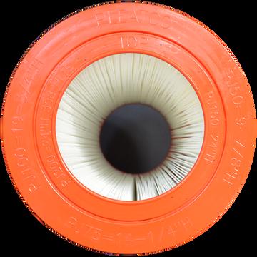Pleatco PJ100-4 - Replacement Cartridge - Jacuzzi CFR 100 - 100 sq ft, top