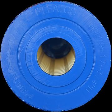 Pleatco PSD65-2 - Replacement Cartridge - Sundance Spas - 65 sq ft, top