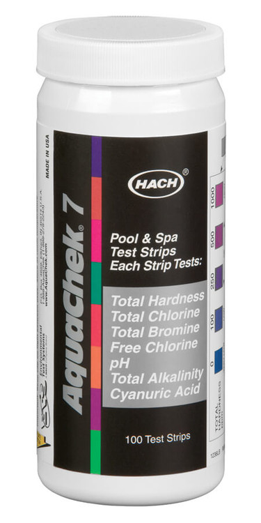 AquaChek Silver 7-Way Test Strips