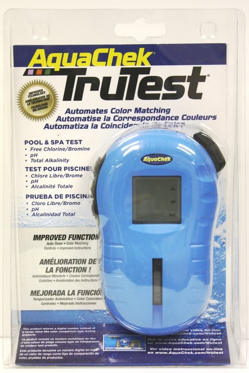 AquaChek TruTest Digital Strip Reader