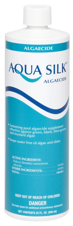 Aqua Silk Algaecide - 1 qt