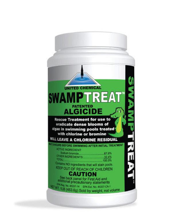 United Chemical Swamp Treat - 1 lb