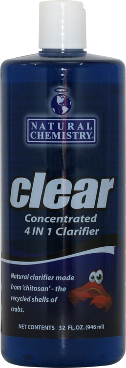 Natural Chemistry Clear - 1 qt