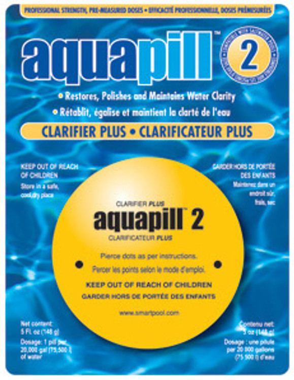 AquaPill 2 - Clarifier Plus