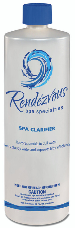 Rendezvous Spa Specialties Spa Clarifier - 1 qt